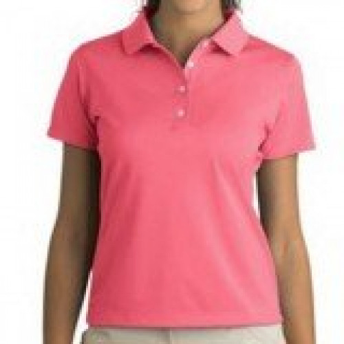 NIKE 203697 Ladies Tech Basic Dri-FIT UV Sport Shirt