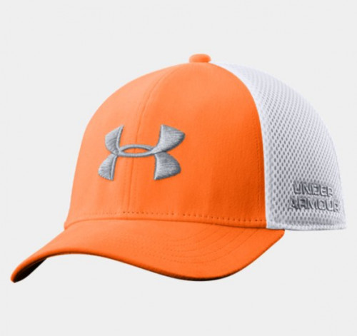 Under Armour Men's Classic Stretch Fit Cap