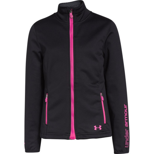 Girls' Under Armour Cold Gear Softershell Jacket