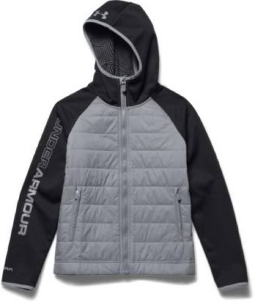 Boys Under Armour Cold Gear Infrared Werewolf Jacket
