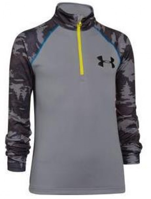 Boys Under Armour Thermal 1/4 Zip