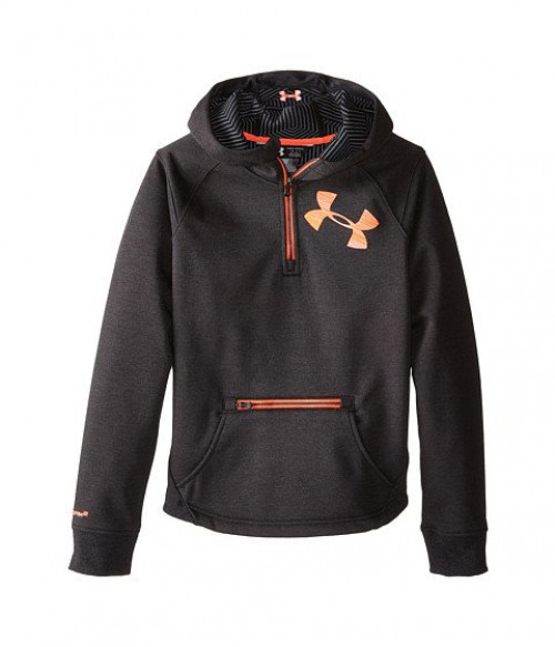 Girls Under Armour Dobson 1/2 Zip Hoodie