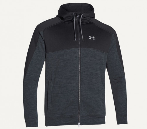 Mens Under Armour Gamut Fleece Hoodie