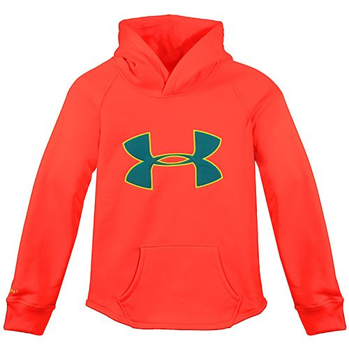 Girls Under Armour Rival Hoodie