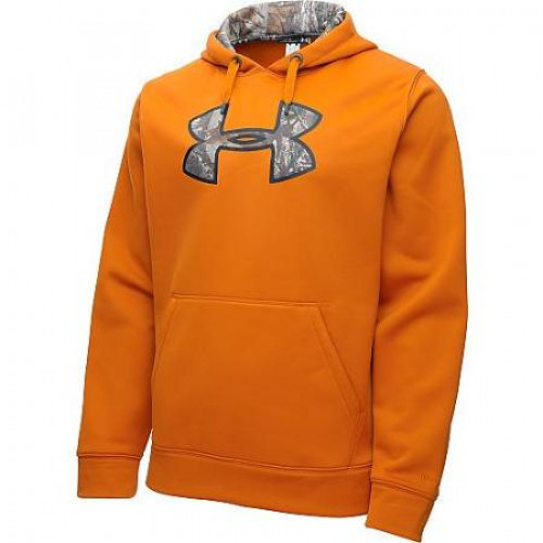 Mens Under Armour Storm Caliber Hoodie