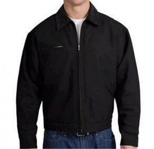 Duck Cloth Work Jacket