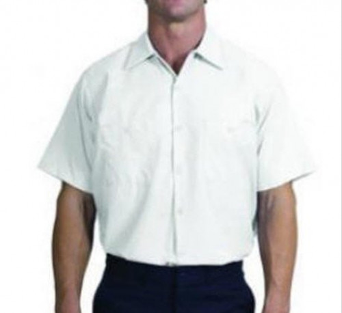 Industrial Short Sleeve Work Shirts