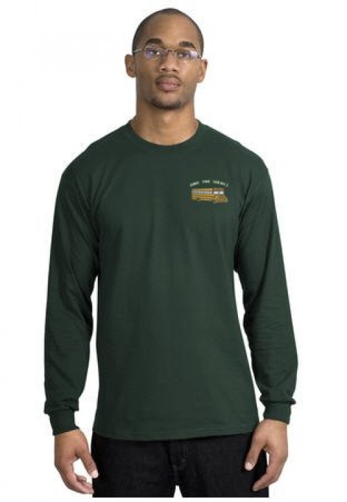 Ohio Pre-service transportation Essential Long Sleeve T-shirt