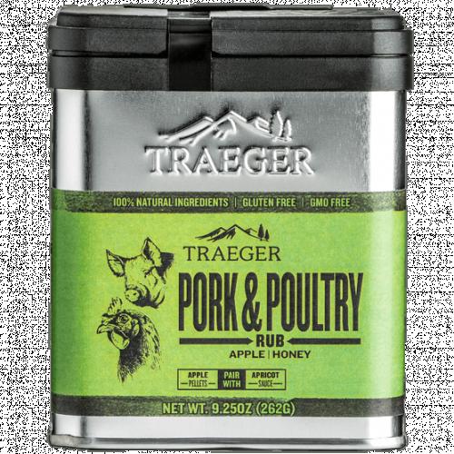 Prok & Poultry Rub