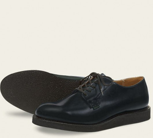 Red Wing Oxford Black Chaparral