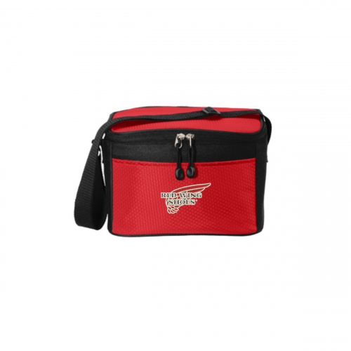 Red Wing 6-Can Cube Cooler