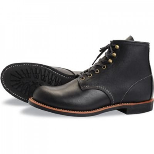 Red Wing Heritage Blacksmith Black Spitfire