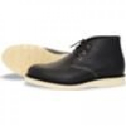 Red Wing Heritage Classic Chukka Black