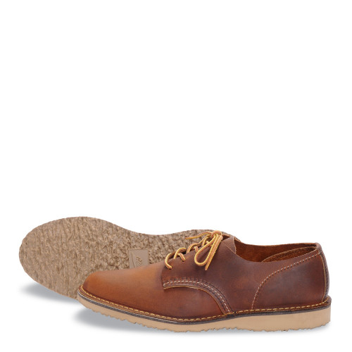 Red Wing Heritage Weekender Oxford Copper