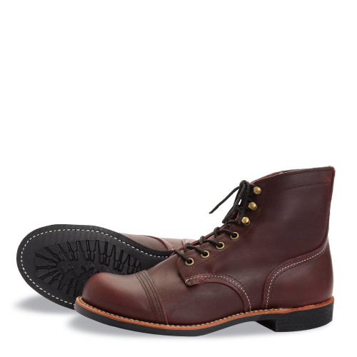 Red Wing Heritage Iron Ranger Oxblood