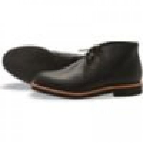 Red Wing Heritage Foreman Chukka Black Harness