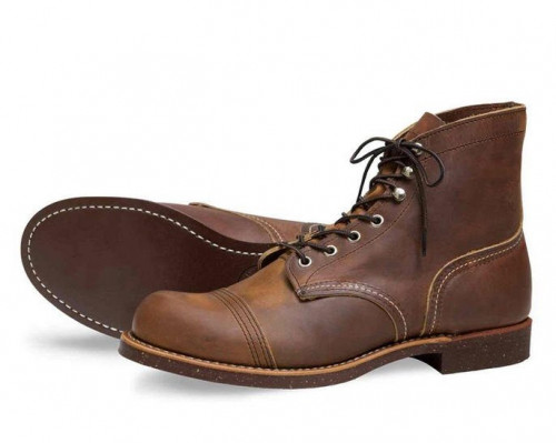 Red Wing Heritage Iron Ranger Copper