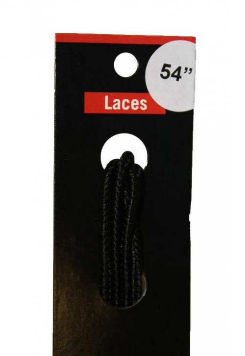 Redwing 54 inch Black Braided Taslan