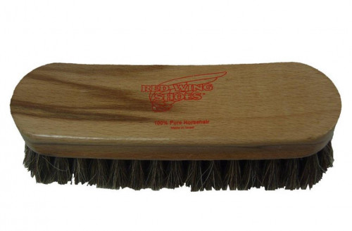 Red Wing 95164 Horse Hair Brush
