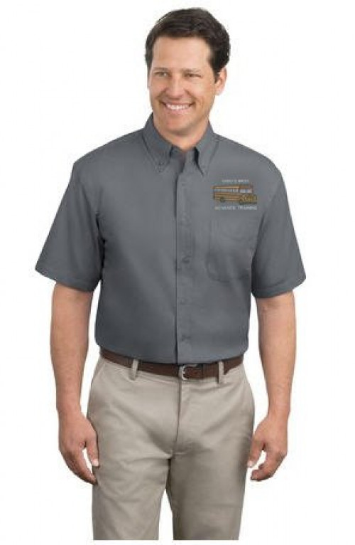 Ohio's Best Advanced Training Short Sleeve Easy Care Shirt