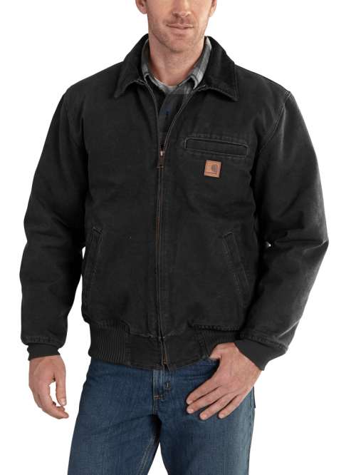 MEN'S BANKSTON COTTON DUCK, FLANNEL LINING