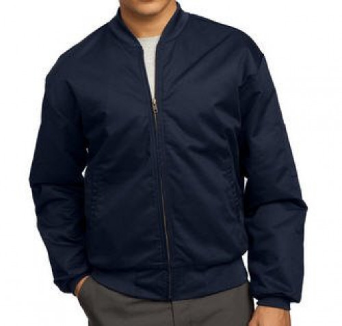 Work Jacket with Pockets