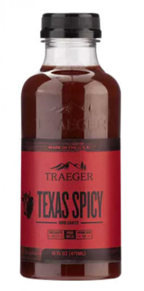 TRAEGER TEXAS SPICY BBQ SAUCE