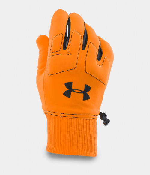 Mens Under Armour Fleece Gloves
