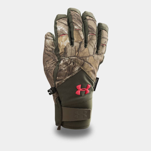Ladies Under Armour ColdGear Primer Gloves