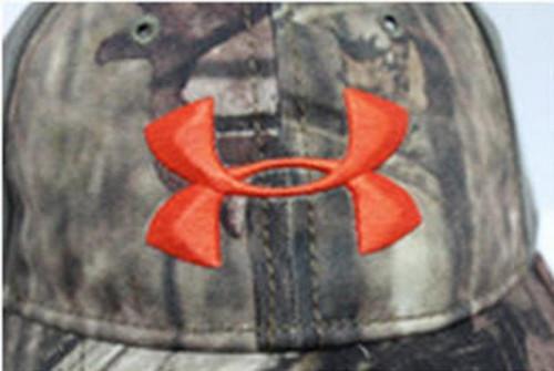 Under Armour Camo 2-Tone Stretch Cap