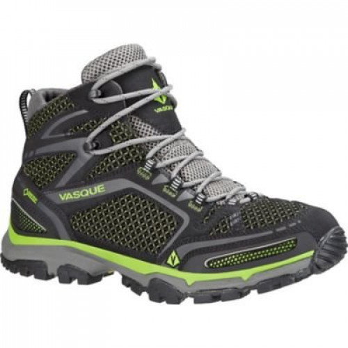 Vasque Inhaler II GTX (Black/Lime Green)