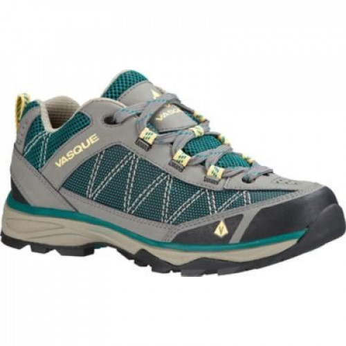 Vasque Women's Monolith Low (Gargoyle/Everglade)