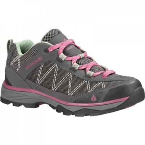 Vasque Women's Monolith Low (Magnet/Damson)