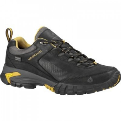 Vasque Talus Trek Low UltraDry (Black/Dried Tobacco)