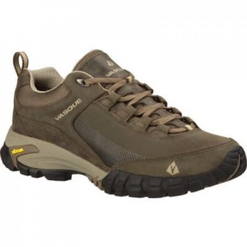 Vasque Talus Trek Low UltraDry (Black Olive/Aluminum)