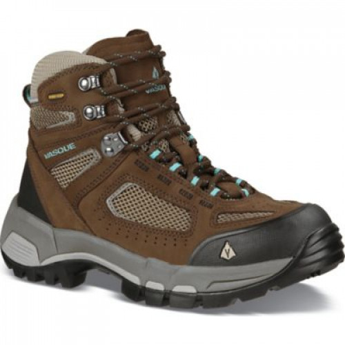 Vasque Women's Breeze 2.0 GTX (Slate Brown/Blue Fish)