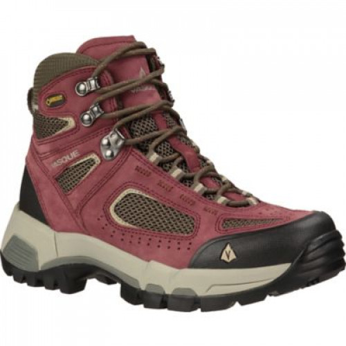 Vasque Women's Breeze 2.0 GTX (Red Mahogany/Black Olive)