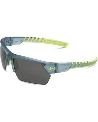 Under Armour Igniter 2.0 Satin Crystal Gray Sunglasses