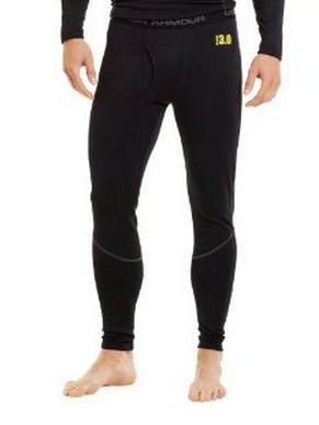 Under Armour Black Baselayer 3.0 Leggings