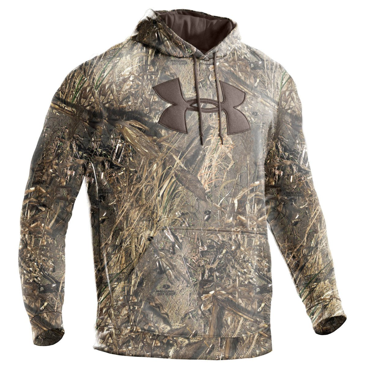 Under Armour Fleece Big Logo Camo Hoodie