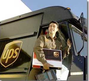 UPS Delivery Guy