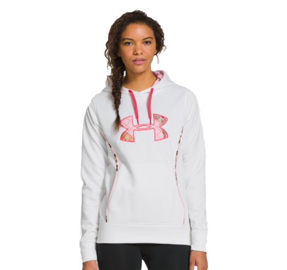 Under Armour Women's Big Logo Hoodie
