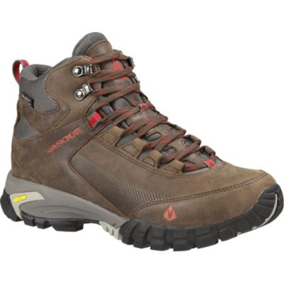 Talus Trek UltraDry (Slate Brown/Chili Pepper)