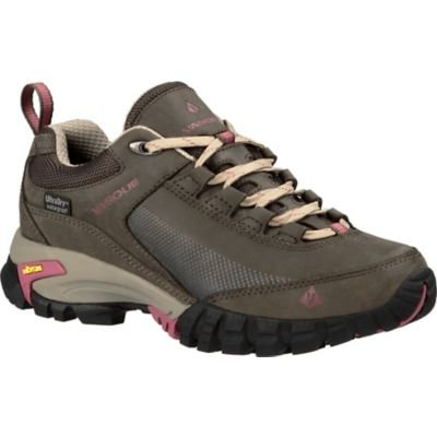 Vasque Women's Talus Trek Low UltraDry (Black Olive/Damson)