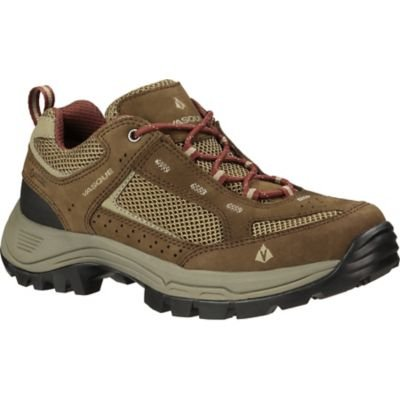 Vasque Women's Breeze 2.0 Low GTX (Slate Brown/Red Mahogany)