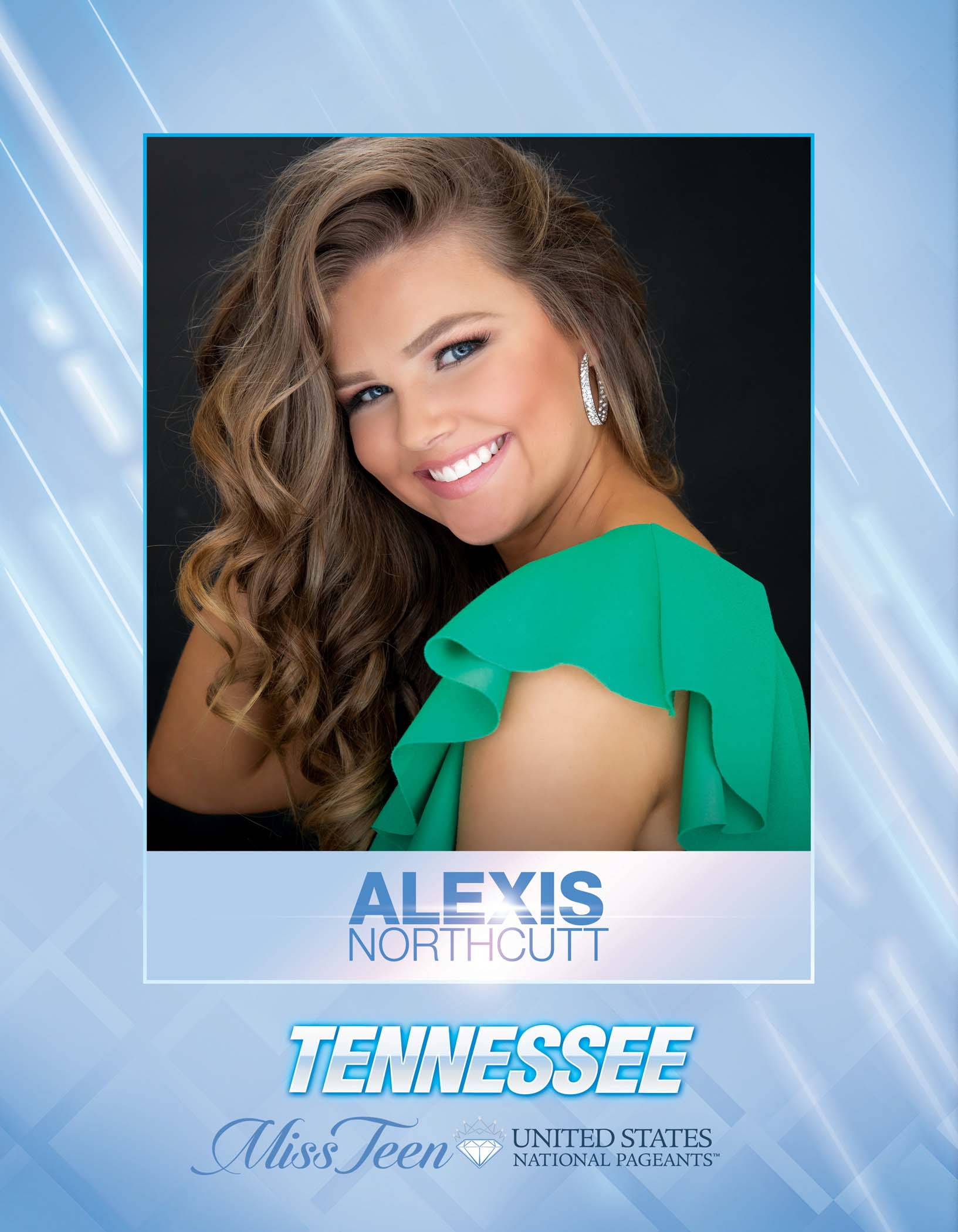 Alexis Northcutt Miss Teen Tennessee United States - 2021