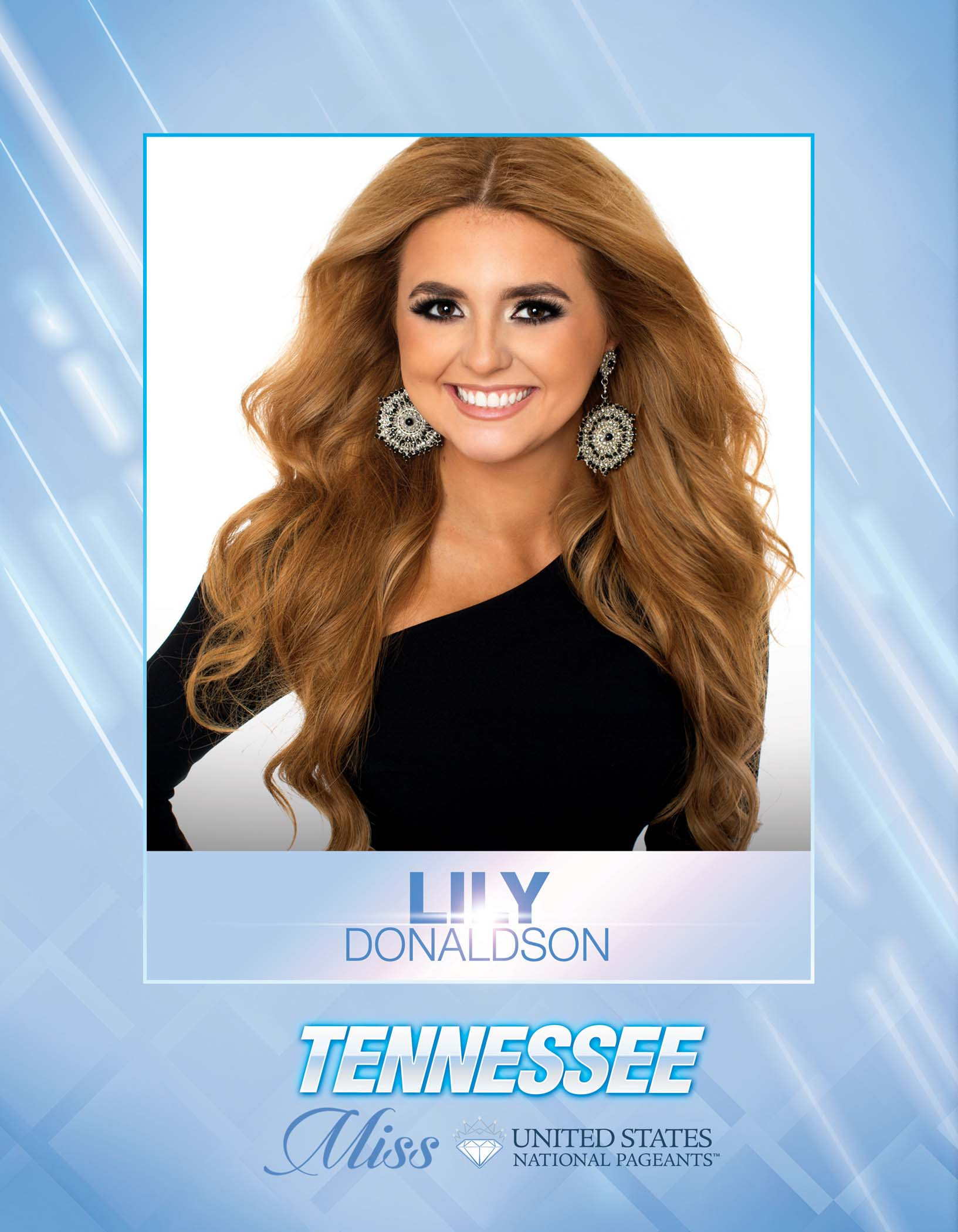 Lily Donaldson Miss Tennessee United States - 2021