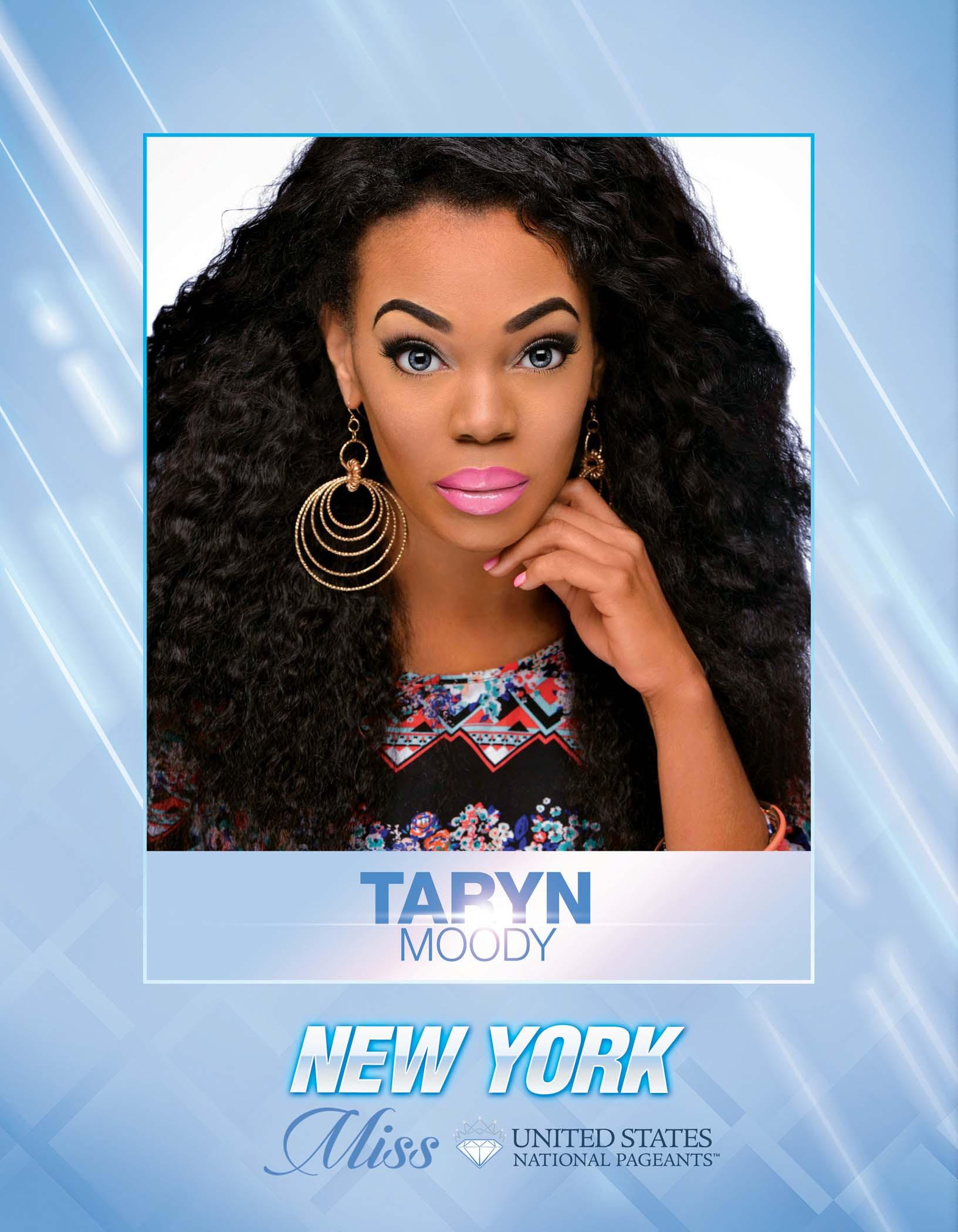 Taryn Moody Miss New York United States - 2021