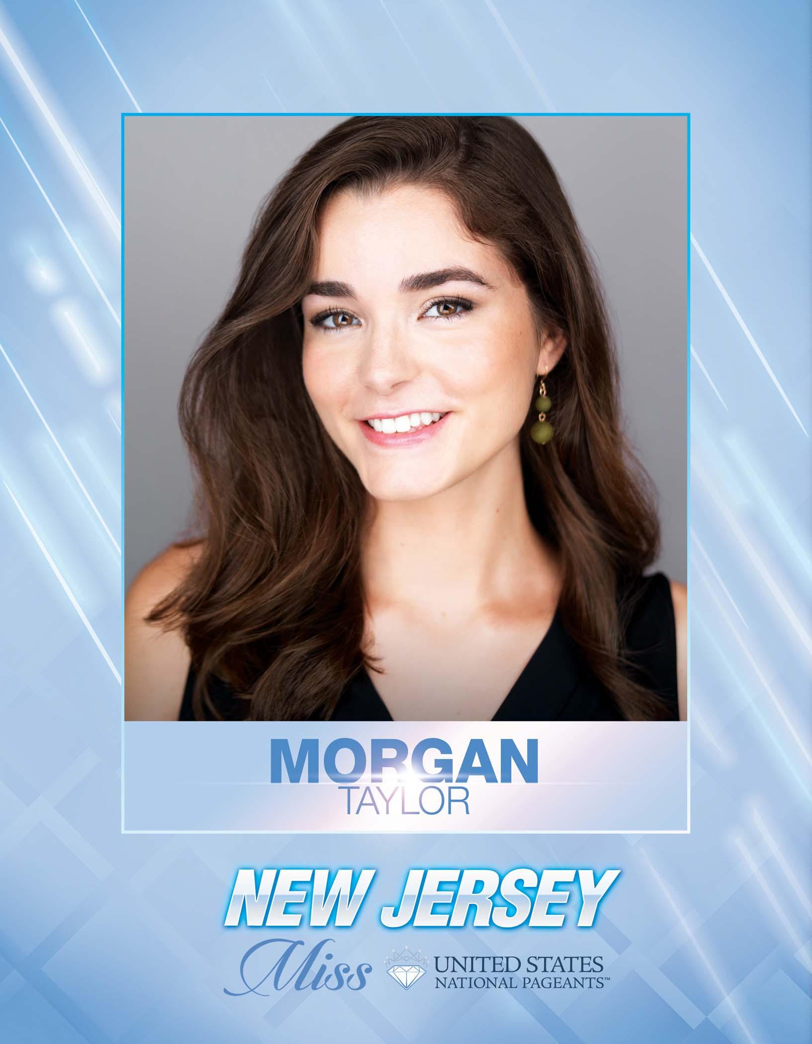 Morgan Taylor Miss New Jersey United States - 2021