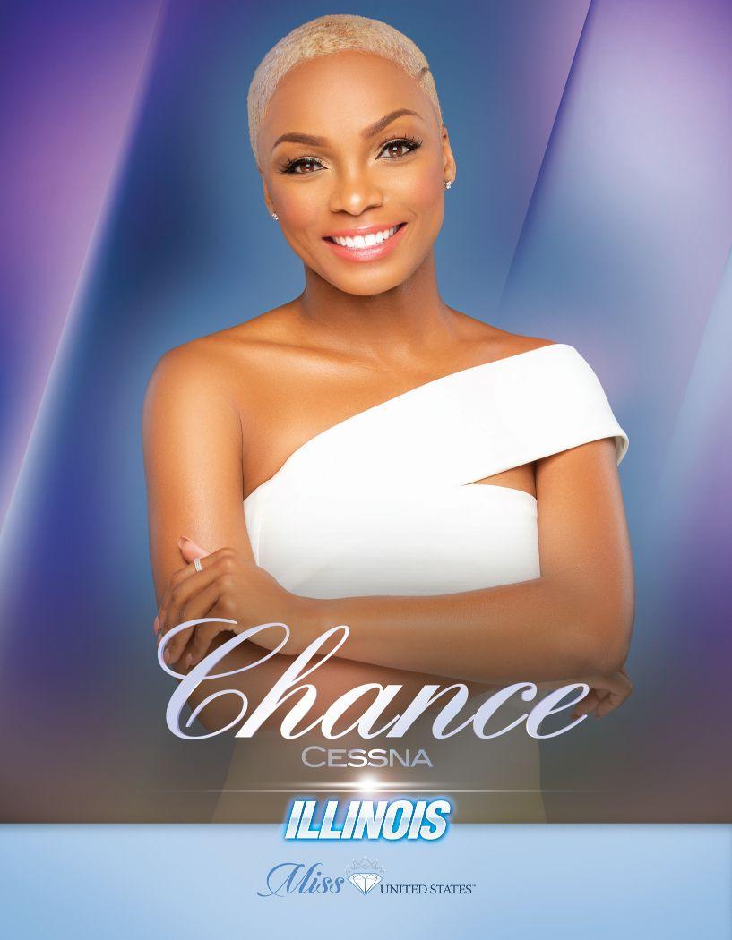 Chance Cessna Miss Illinois United States - 2020